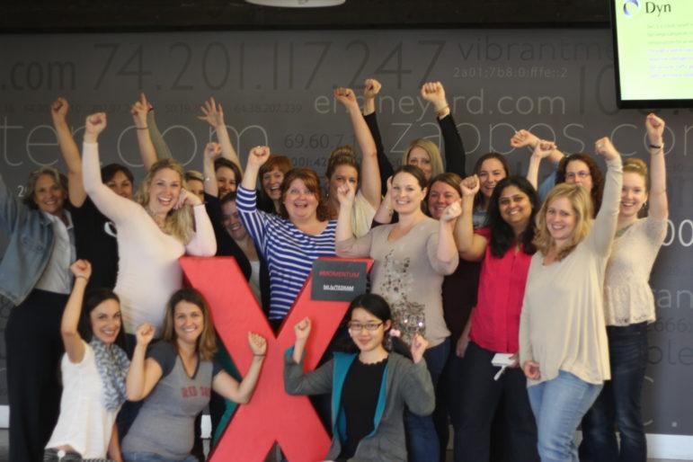 Momentum is building for TEDxAmoskeagWomen15