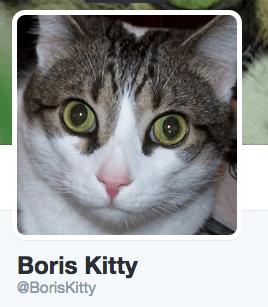 Boris could use a prayer.