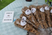 Homemade treats for your doggie from Gunter's Goodies.
