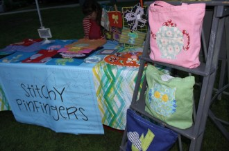 Stitchy Pinfingers handcrafted bags etc.