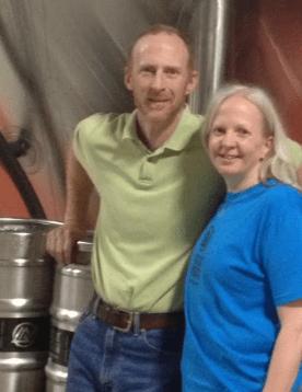Rob and Lisa North.