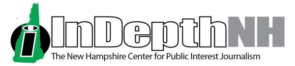 InDepthNH logo