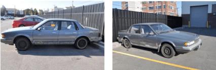 Buick NH REG 288 6934