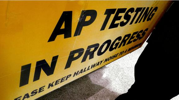 AP testing