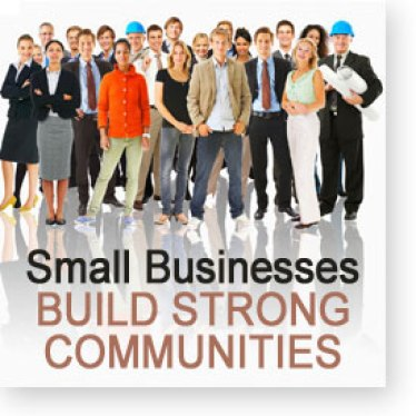 Small Businesses build Communities