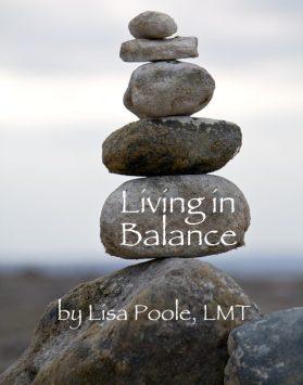 Living In Balance logo