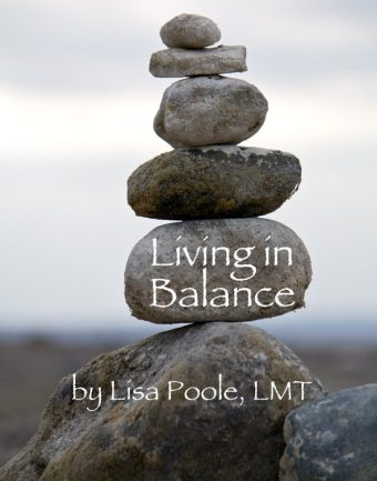 Living In Balance logo