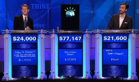"""Watson wins """"Jeopardy."""""""