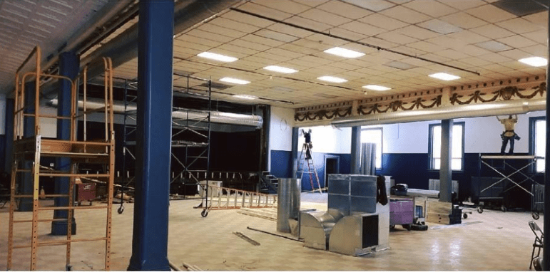 Progress: As of April 5, the Building On Hope crew is almost ready for Build Day.