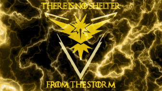 There is NO shelter from the STORM!
