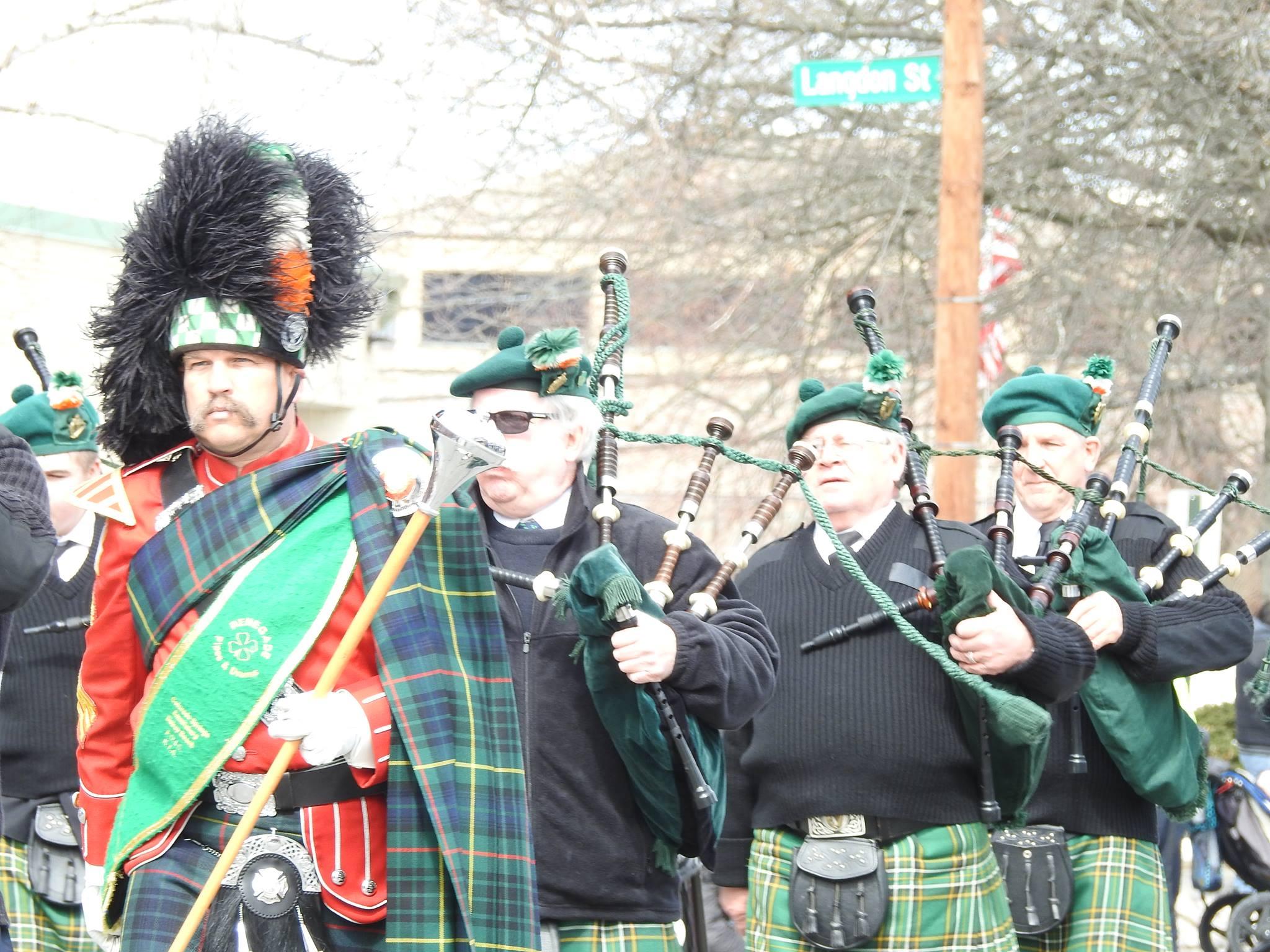 Parades celebrate Irish heritage on South, Northwest sides