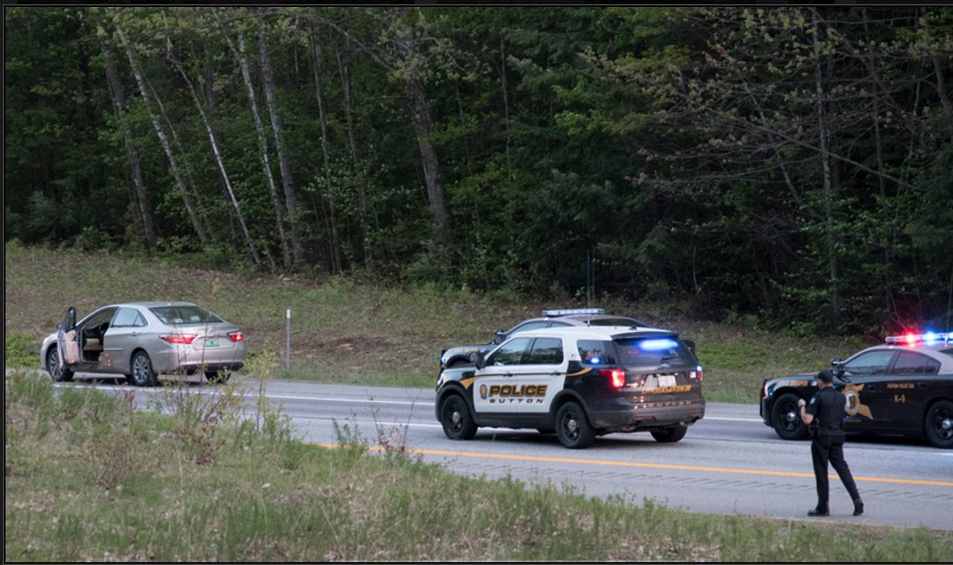 Man shot in confrontation with police in New Hampshire