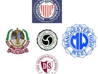 Manchester High School Logos