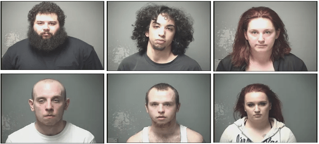 6 arrested in connection with Walker Street brawl