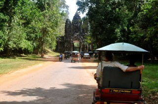 Big up TeeTee for all the tuk tuk rides