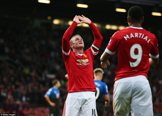 Getty Images Rooney goal