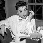 Judy Garland era mancina