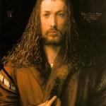 Albrecht Dürer era mancino