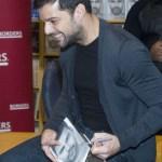 Ricky Martin è mancino