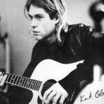 Kurt Cobain dei Nirvana era mancino