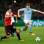 Kevin De Bruyne In Action