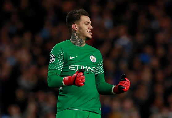 Ederson the missing piece of the jigsaw for City