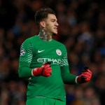 Ederson Champions League
