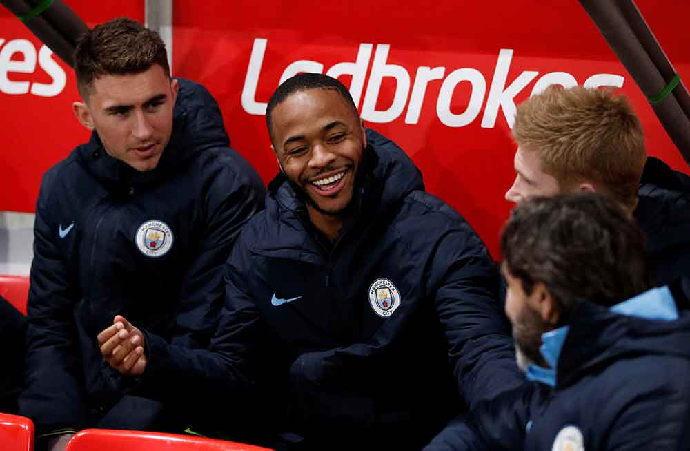 Manchester City Star Set To Sign New Lucrative Five Year Contract With The Club