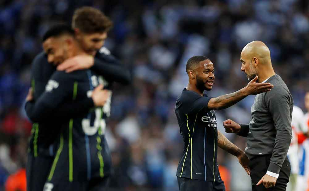 Stones And Fernandinho, Aguero On The Bench: City's Predicted XI To Face Southampton