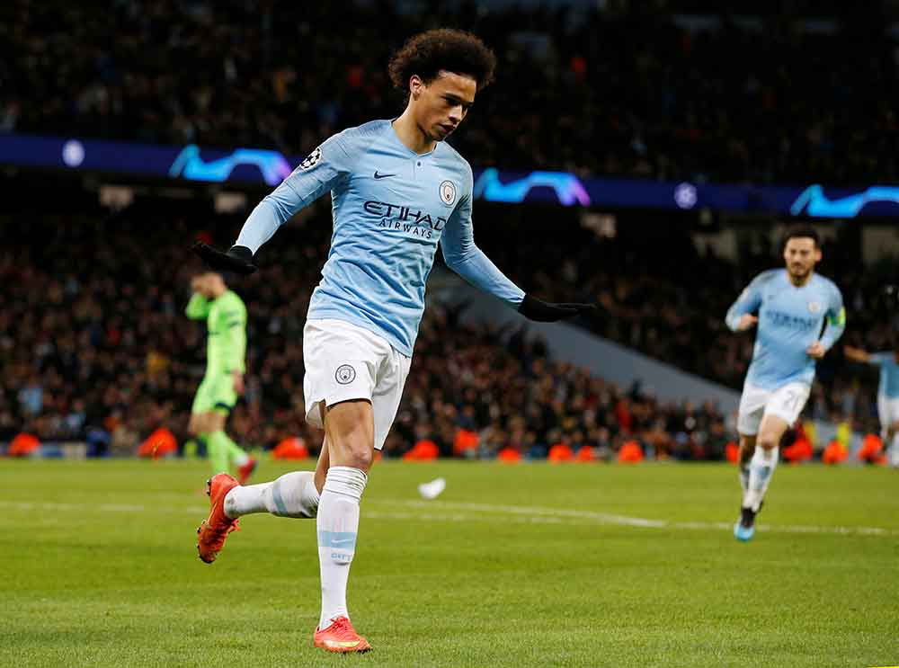 Sane ready to bounce back from World Cup disappointment