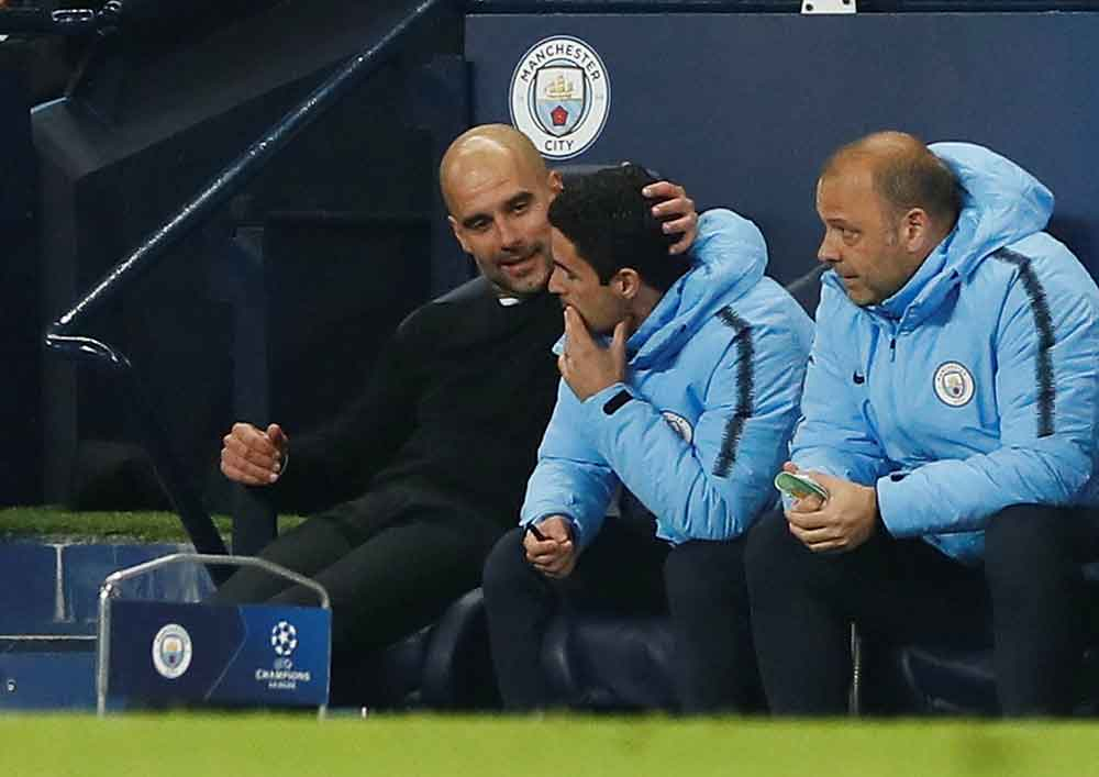 Guardiola wants more from City despite rampant start