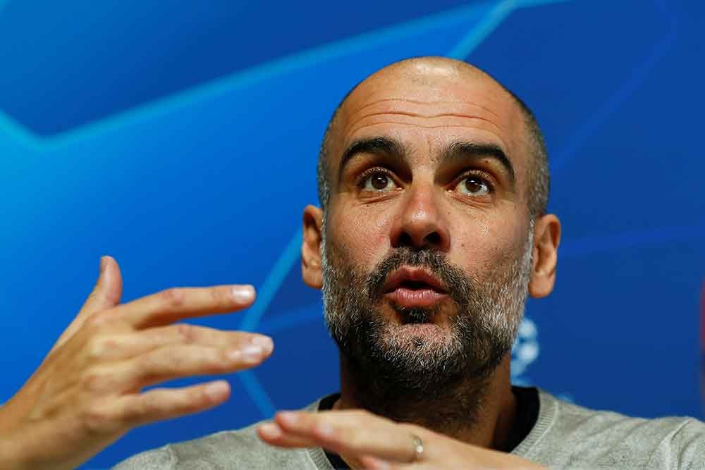Five Managers That City Could Go After If Guardiola Were To Leave The Etihad