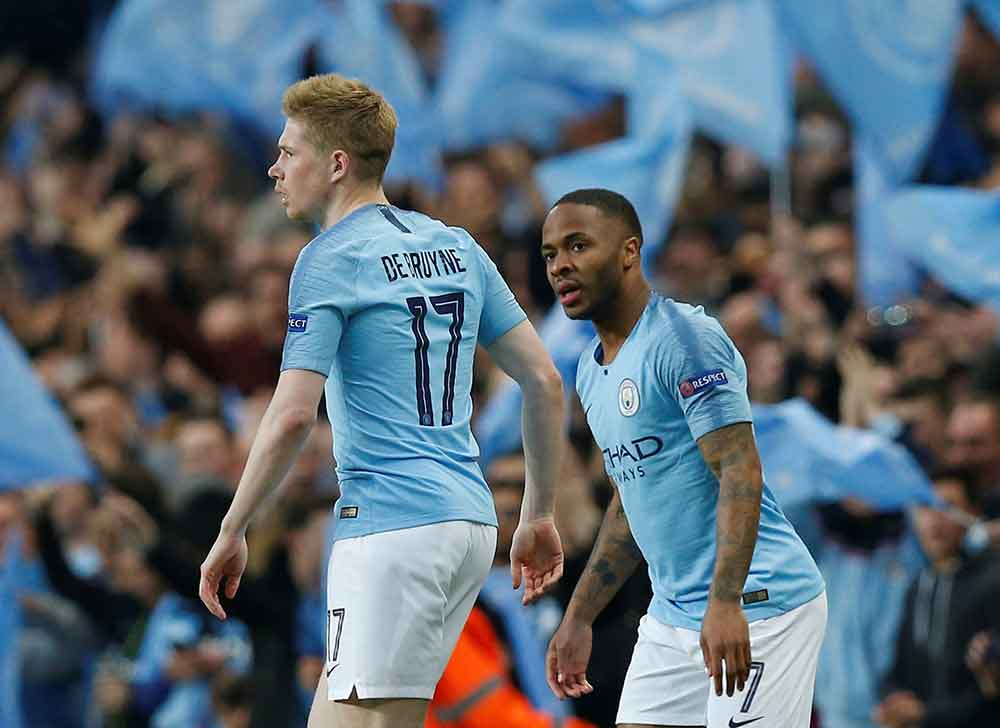 De Bruyne plays down invincible claim