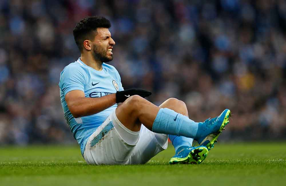 Aguero admits he could leave City