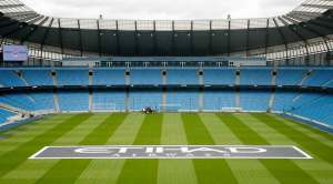 The Etihad Stadium Manchester
