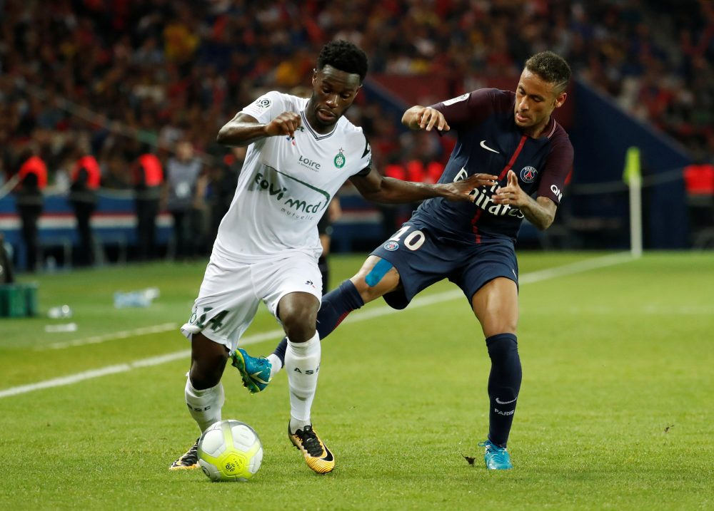 Man City to challenge Real Madrid for PSG's Neymar