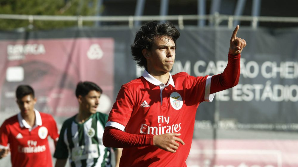 City keeping tabs on Portuguese wonderkid
