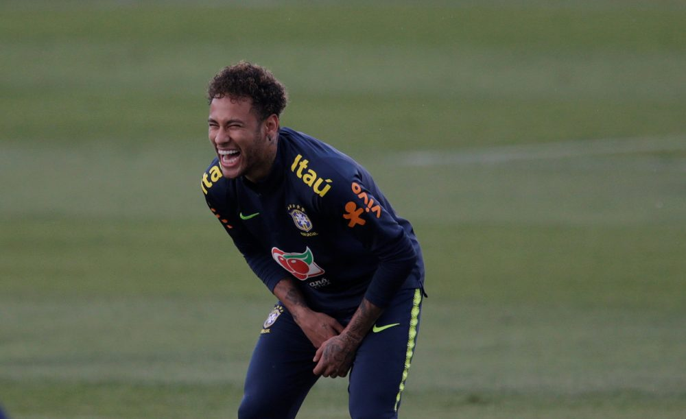 Neymar drops huge hint about his future amidst Manchester City links