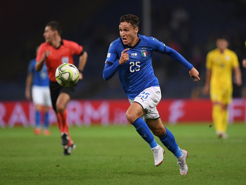 City And United Join Hunt To Sign One Of Italy's Most Exciting Young Talents