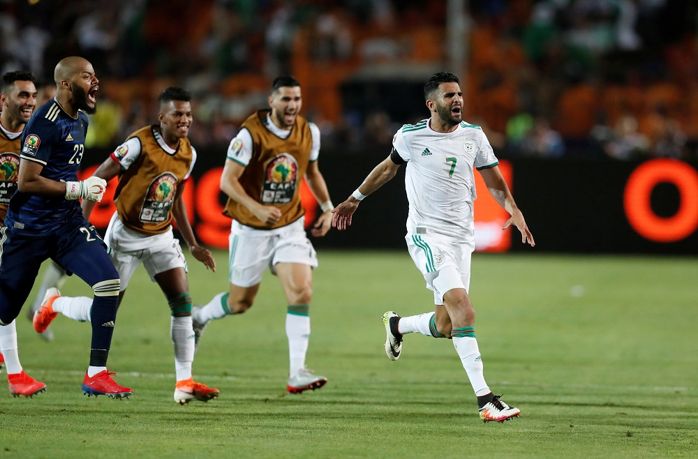 'He's Been Brilliant' 'Next Season He's Gonna Make Madness' Fans On Twitter Excited By City Ace's Form Following AFCON Heroics