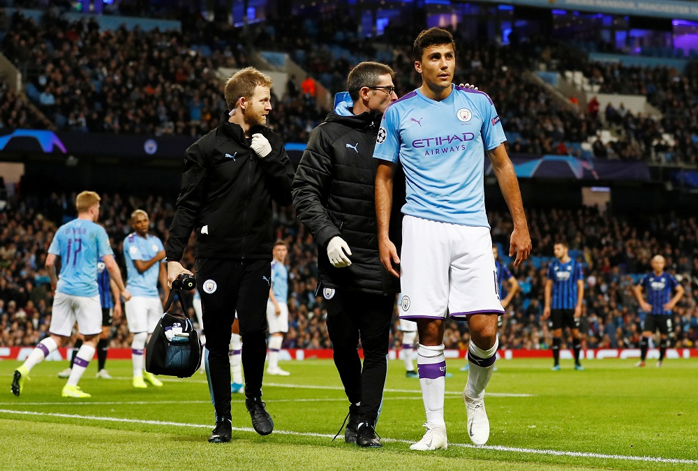 Latest Manchester City Injury Report For The Week: Four Players Remain Out Of Contention