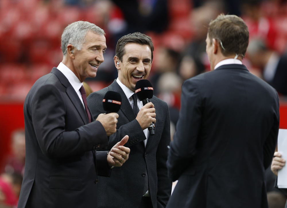 Graeme Souness Makes Title Prediction U Turn After Reflecting On This Weekend's Results