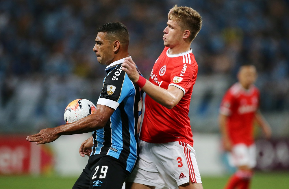 City And Arsenal Join Four Team Battle For Brazilian Under 23 Star Who Could Be Sold For £13.5m