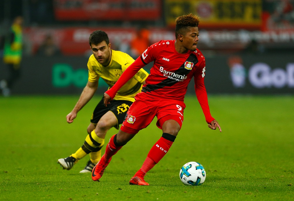 City Target £40m Rated Bundesliga Ace As They Line Up Sane Replacement