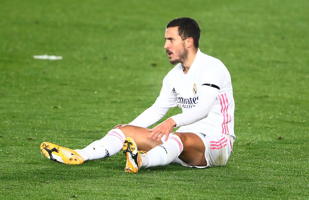 Guardiola 'Will Be The First To Be Interested' If Hazard Is Sold By Real Madrid