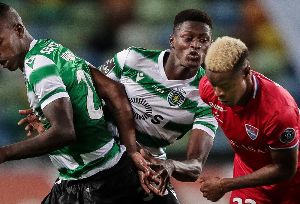 City Could Use 7.25M Rated Defender In Bid To Secure Portuguese Teenage Sensation Ahead Of Liverpool And Arsenal