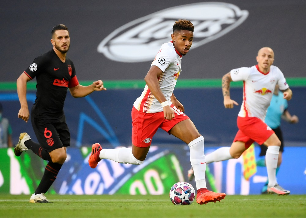 Christopher Nkunku Speaks Out Amid Claims City And Chelsea Have Held Talks With His Agent