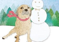 December 2013 - Bueller's Snowman