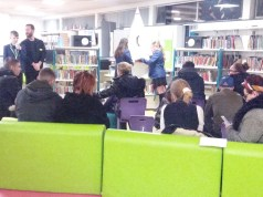 Muisc at the Forum Library