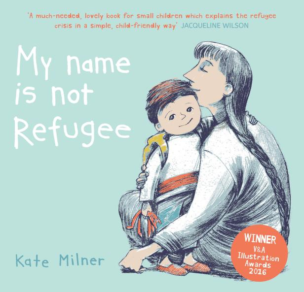 My name is not Refugee COVER.indd
